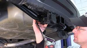installation of a trailer wiring harness adapter on a 2016 ford explorer etrailer com you