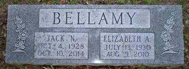 "Elizabeth Alberta ""Betty"" Burns Bellamy (1930-2010) - Find A Grave Memorial"