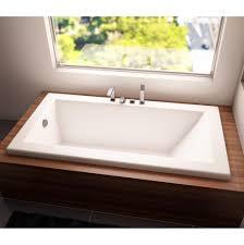 bathroom design center 3. Neptune - 17.15922.0031.12 ZEN Bathtub 32x66 With Armrests And 3\u0027\u0027 Top Lip, Bone Option(s) Bathroom Design Center 3
