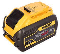 <b>Аккумулятор FLEXVOLT</b> 18В/54В, 9Ач <b>Dewalt DCB547</b> - цена ...
