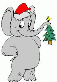 christmas elephant clip art. Unique Christmas Inside Christmas Elephant Clip Art WorldArtsMe