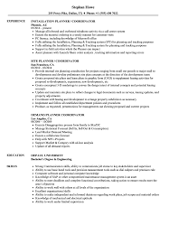 Planner Coordinator Resume Samples Velvet Jobs