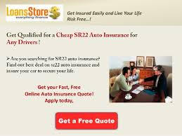 Free Online Insurance Quotes Cool Auto Insurance Quotes With SR48 Cheap SR48 Car Insurance Quote Onlin