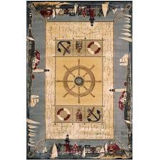 nautical area rugs delectably yours seascapes nautical rug collection by united weavers genesis nautical rug for