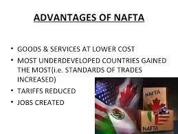 nafta  7 advantages of nafta
