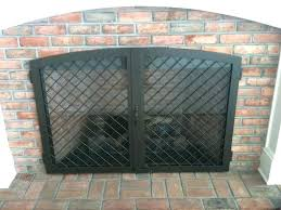 fireplace doors dallas custom fireplace doors made screen pretty glass find your best screens custom fireplace
