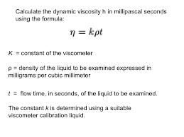 viscosity equation for liquids. calculate the dynamic viscosity equation for liquids h