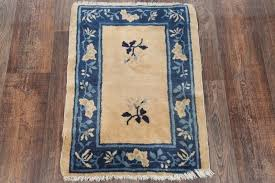 2 x 2 9 hand knotted wool antique chinese art deco nichols rug 12980504