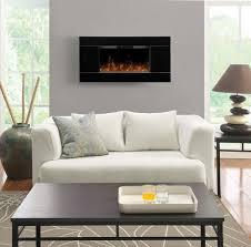 fire pit wall mount fireplace heater lane electric dwf wallmount dimplex