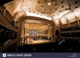 Cleveland Orchestra City Lights Cleveland Severance Hall Stock Photos Cleveland Severance