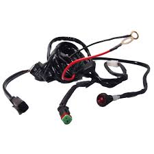 3 meters (117 inch)waterproof wire harness with dt connector for waterproof wire harness connectors at Waterproof Wire Harness