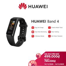 Vòng đeo tay thông minh Huawei Band 4 - Blog Điện Máy