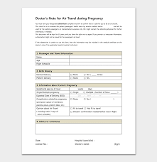 Fillable Doctors Note 40 Fake Doctors Note Template Download Pdf Doc
