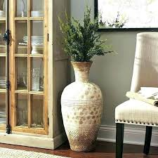clear glass floor vase clear floor vase tall vase decoration ideas tall floor decor big vases