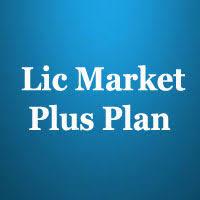 Lic Nav Chart Lic Market Plus Plan No 181