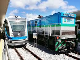 Resultado de imagem para trem urbano natal