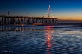 Grover Beach Tide Chart Christmas Lights And The King Tide Todays Image Earthsky