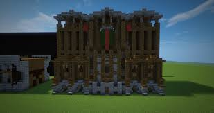 5 Awesome Wall Designs to use in your World Creative Mode