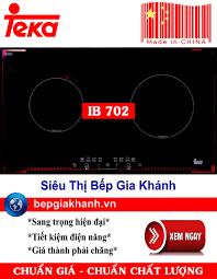 Bếp từ đôi Teka IB 702 sản xuất Trung Quốc, bếp từ, bếp điện từ, bếp từ  đôi, bếp điện từ đôi, bếp từ giá rẻ, bếp điện từ giá rẻ, bếp