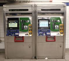 Metrocard Vending Machine Locations Beauteous Beginners Guide To The Subway MetroCard Vending Machines USA