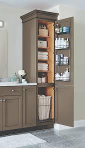 bathroom linen storage ideas. a linen closet with four adjustable shelves chrome door rack and pull bathroom storage ideas x