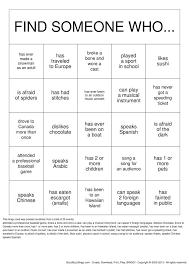 buzzword bingo generator 51 best scavenger hunt ideas family reunions website and