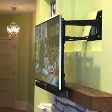 installing tv over fireplace mounting service home theater installation fort mill intended for how to mount