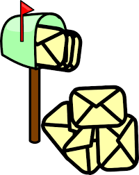 full mailbox. Download This Image As: Full Mailbox