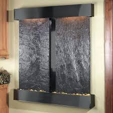 large image for relaxing indoor and outdoor water fountainsslate wall fountain slate feature