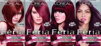 28 Albums Of Loreal Feria Red Hair Color Chart Explore
