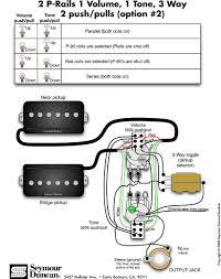 seymour duncan wiring diagrams 1 volume Diagram Stove Wiring Ge Js9685 K6ss