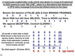 E4 Pay Chart 2011 Crop Circle Research Lord Enki Crop Circles Research