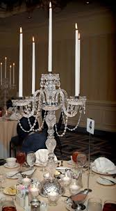 Dining Room Table Lamps Big Restaurant Chrome Table Lamps Silver Grey Glass Candelabra Led