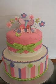 Pastel Butterfly Baby Shower Cake Aubrey Rose 3 Butterfly Baby
