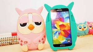 samsung galaxy s5 phone. owl case for samsung galaxy s5 phone