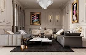 Fusion Design Fusion Penthouse Design Interior Design Khobar Saudi