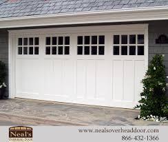 craftsman style garage doorsCraftsman Style Garage Doors With Garage Door Repair For Glass