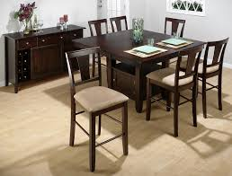 chic design dining sets with leaves room counter height leaf erfly table rustic