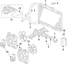 Bmw X5 Coolant System Diagram