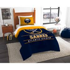 buffalo sabres the northwest company nhl draft twin comforter set com