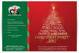office christmas party flyer office christmas party flyer