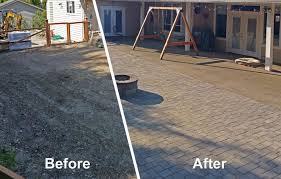 interior cool how to lay a paver patio view bathroom accessories painting classy install pavers