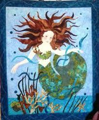 mermaid quilt pattern - Google Search | Fiber Arts Inspiration 2 ... & mermaid quilt pattern - Google Search Adamdwight.com