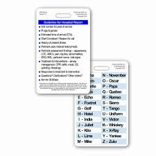 International phonetic alphabet (ipa), an alphabet developed in the 19th century to accurately represent the pronunciation of languages. Hospital Report Guidelines W Phonetic Alphabet Vertical Badge Card