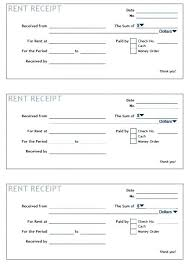 rent paid receipt format rent receipt in word format payment receipt template doc rental