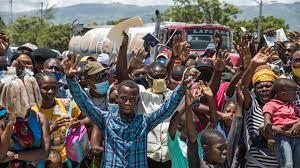 Haiti calls on U.S. to send troops - Axios