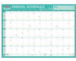 2019 Planner 365 Day Calendars Plan Cute Cartoon Paper Plan Kawaii