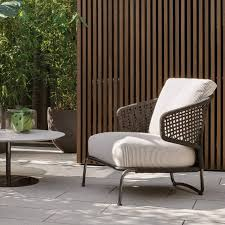 minotti outdoor furniture. VITA DI LUSSO Minotti Outdoor Aston Armchair Furniture