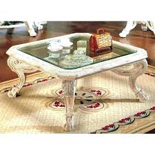 whitewash coffee table. Whitewashed Coffee And End Tables Whitewash Table Square .