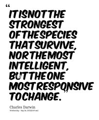 Quotes About Evolution. QuotesGram via Relatably.com